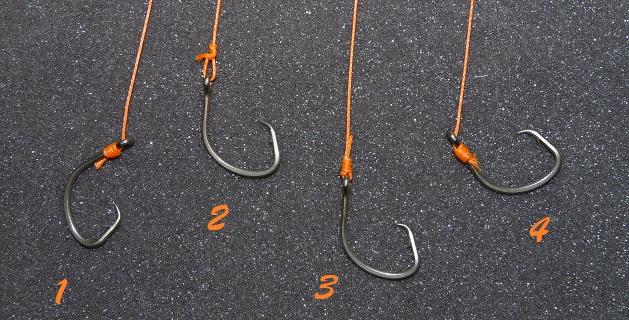 comment monter un hameçon circle hook