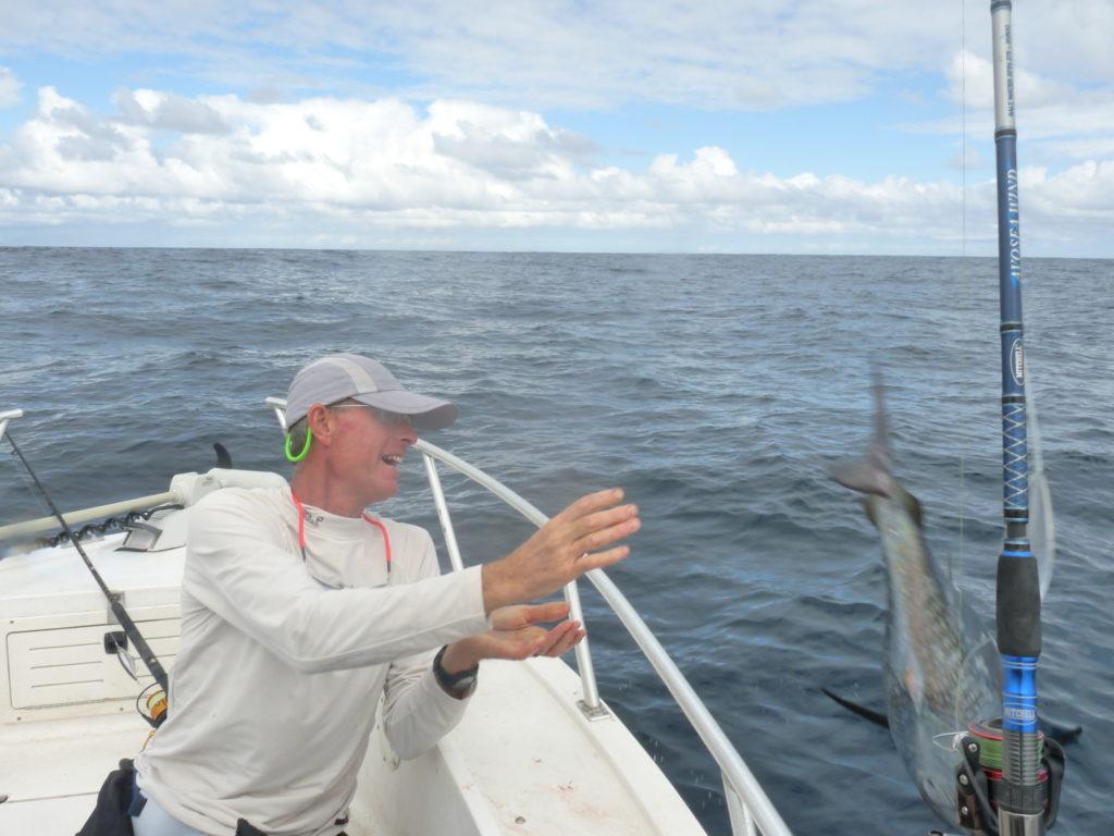 comment relâcher un thon rouge