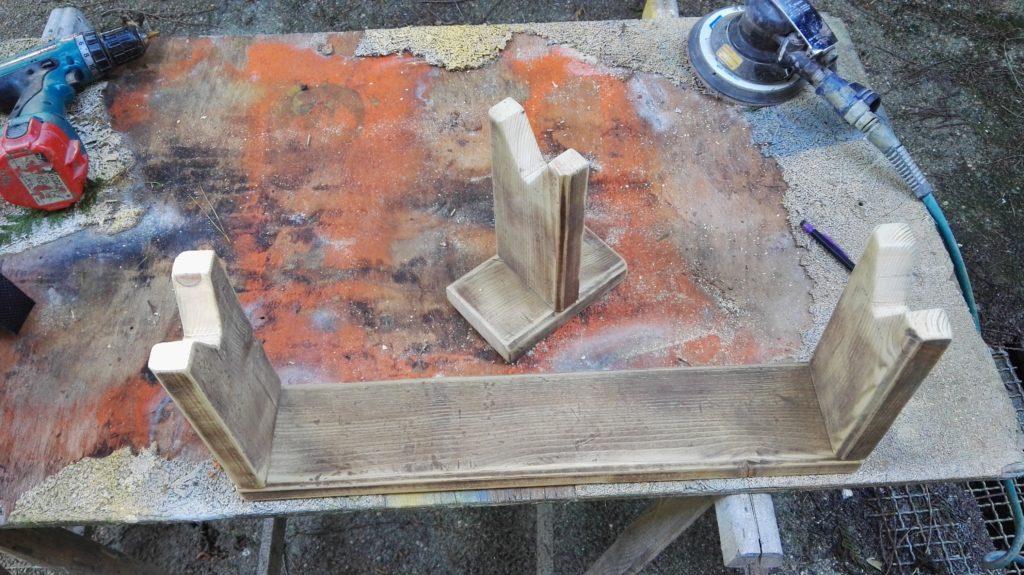 fabriquer un banc de montage pour ligatures de canne à pêche